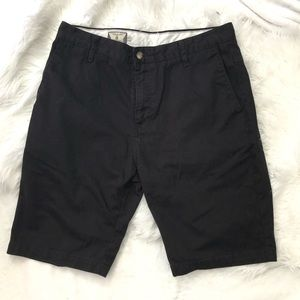 Volcom Mens Black Shorts